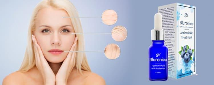 Crema para las arrugas Bluronica que cambió la cosmética. Información 2019. Vea lo que sabemos sobre este producto.