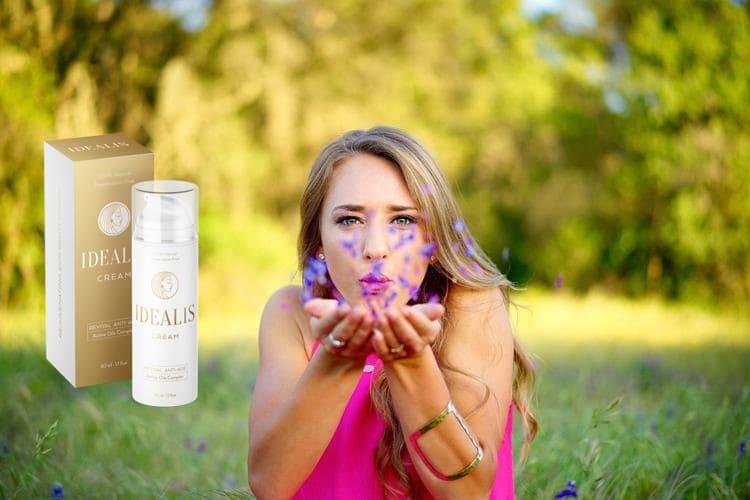 Idealis Cream è la migliore crema per chi vuole godere di un viso liscio. Recensioni 2019