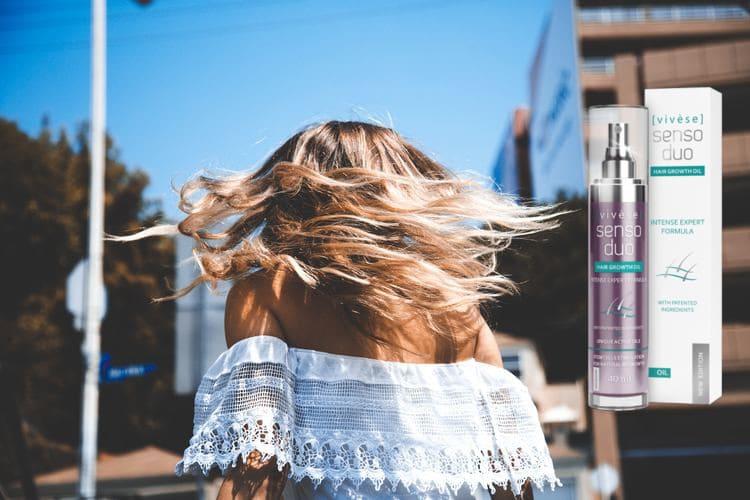 Vivese Senso Duo: Mes patikrinome turimą informaciją apie naujausią plaukų slinkimo slopinimo preparatą. Komentarai 2019